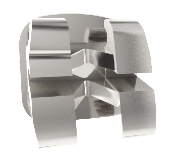 Bráquete Sistema Ricketts - Metálico