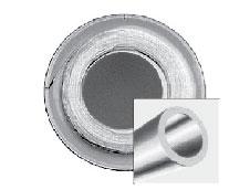 Ligadura Elástica em forma de tubo